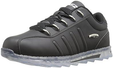 Lugz Men's Changeover Ii Ice Fashion Sneaker, Black/Clear, ...