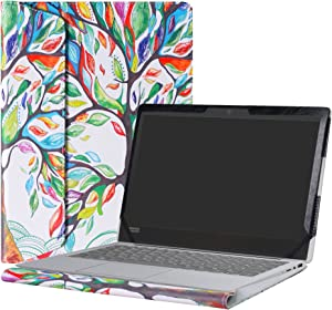 "Alapmk Protective Case Cover for 14"" Lenovo Ideapad 120s 14 120s-14IAP/ideapad S130 14 S130-14IGM/ideapad 130s 14 130S-14IGM Series Laptop(Note:Not fit Ideapad 120s 11.6/130/110/100),Love Tree"