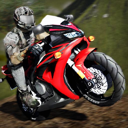 - Traffic Moto Off-Road 3D