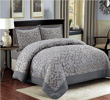Bettüberwurf Für Doppelbett.3 Tlg Xl Moderne Doppelbett Bettgarnitur 230x250cm Tagesdecke Mit