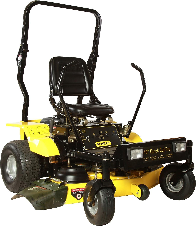 Stanley 48ZS2 48 Inch Heavy Duty Zero Turn Mower