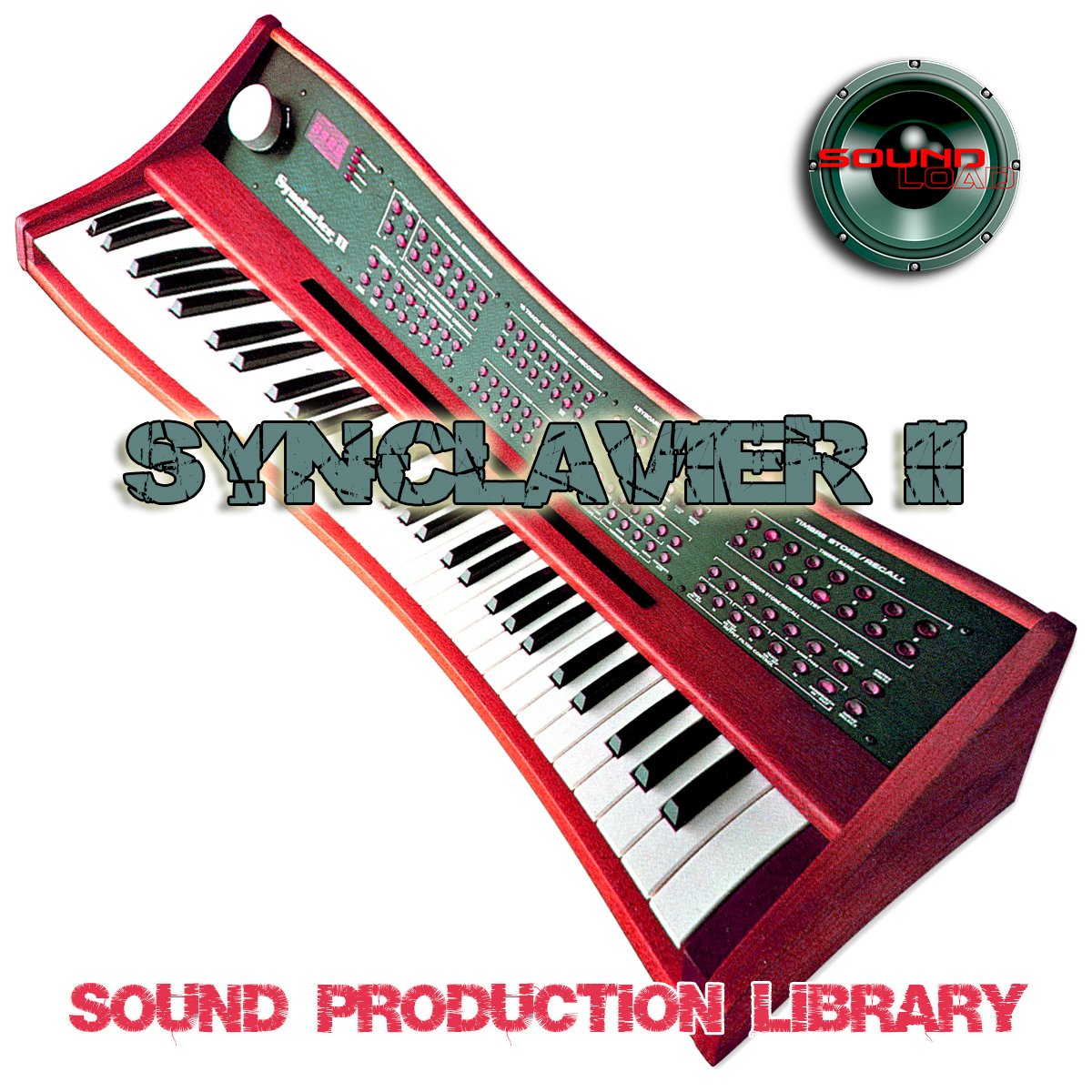 SYNCLAVIER II Large unique original 24bit WAVE/Kontakt Multi-Layer Samples Library. FREE USA Continental Shipping on 2DVDs or download; by SoundLoad