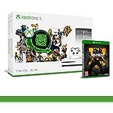 Xbox One S 1TB + 3 Mesi Gamepass + 3 Mesi Xbox Live Gold [Bundle] + Call of Duty Black Ops IIII