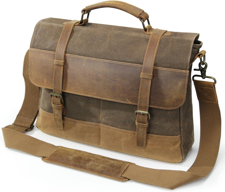 Lifewit 14 15.6 Zoll Laptop Tasche Männer Umhängetaschen