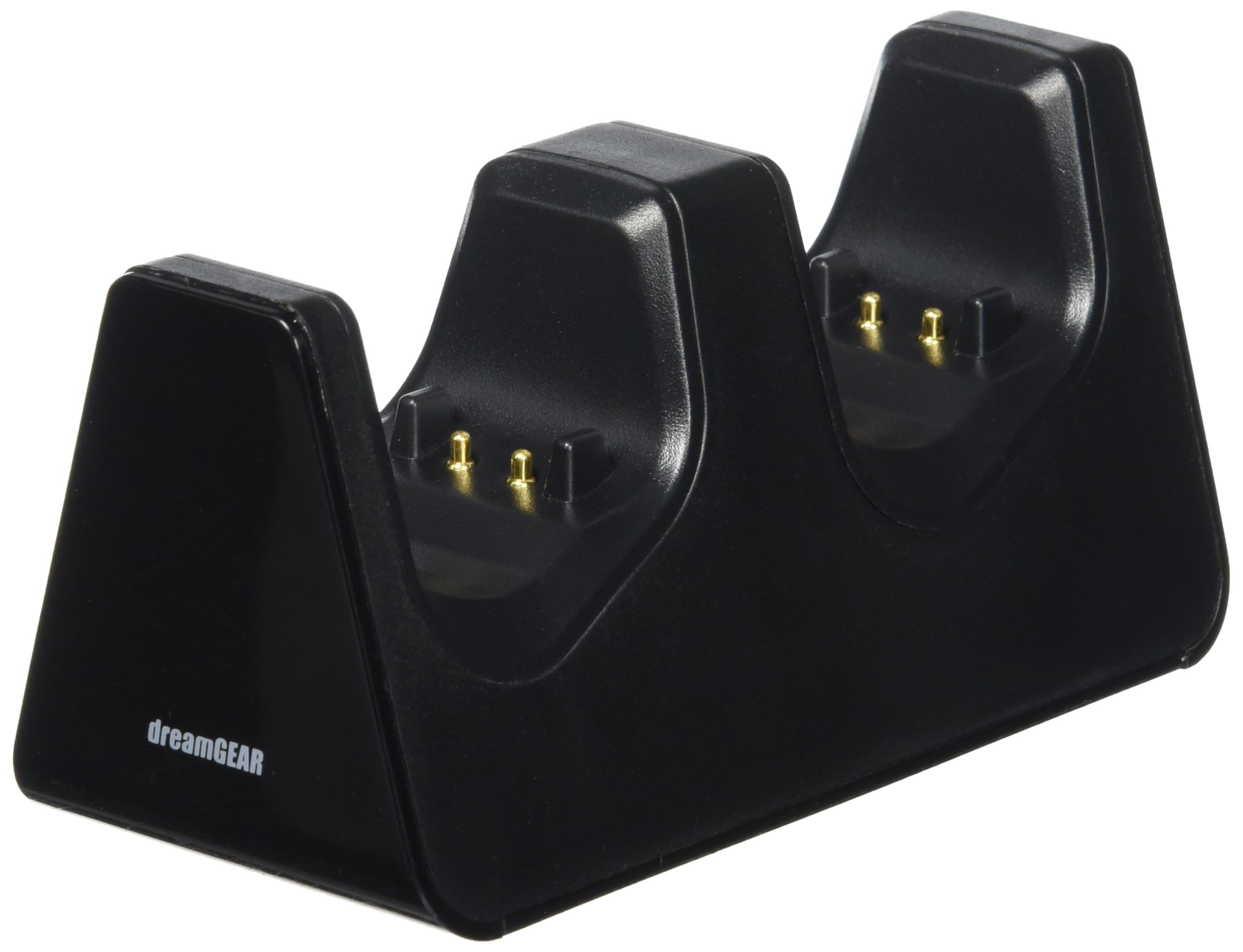 dreamGEAR Dual Charge Station for Xbox One Controllers - Rechargeable Batteries Included-Simultaneous Charging