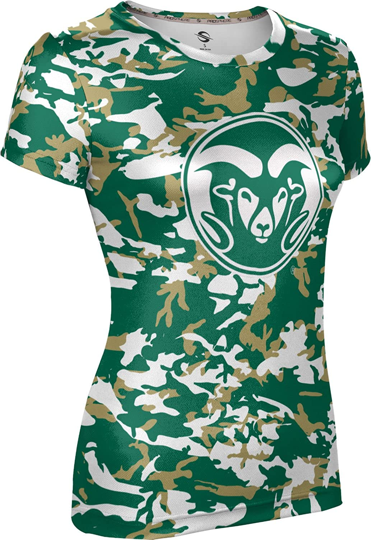 Camo ProSphere Colorado State University Girls Performance T-Shirt