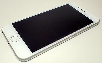 即日発送 【中古】 スマホ あす楽 白ロム 超美品 Apple DoCoMo 本体 DoCoMo iPhone6 64GB シルバー 安心保証