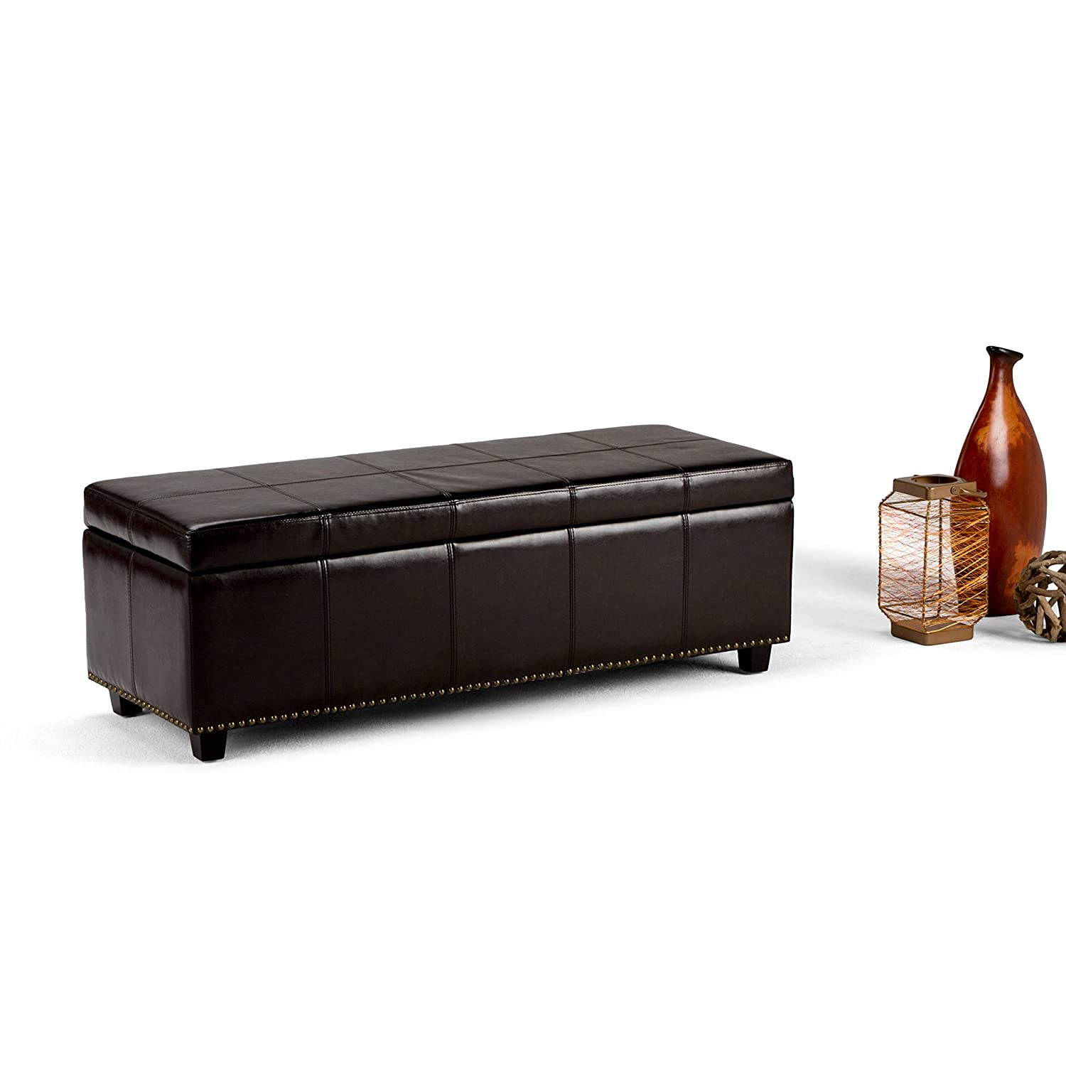 box folding bench medium ottolea rest ottoman blk leather toy storage chest insassy ins foot hope med products faux