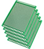 5 pc Double Sided Protoboard Prototyping PCB Board 7cm x 10cm