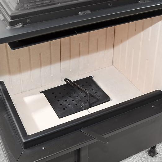schmitzker 601623 Chimenea wasserführend No2 Izquierda 17 kW: Amazon.es: Bricolaje y herramientas