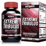 Pure Bulgarian Tribulus Terrestris - 95% Steroidal Saponins, 80% Protodioscin, Max Strength, Highest Potency On The Market, Increases Libido, Endurance and Stamina to Promotes Muscle Gain - 1300mg