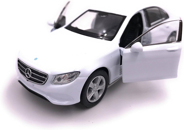 H Customs Mercedes Benz E Klasse Modellauto Auto Lizenzprodukt 1 34 Zufällige Farbauswahl Auto