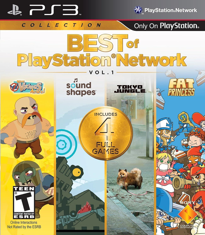 Amazon com: PS3 Best of PSN Volume 1: Sony Computer