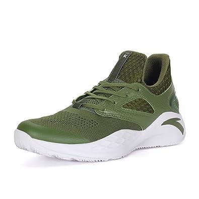 huge discount 7f49d e4a85 ANTA Light Men's Basketball Shoe Training Sneaker (10.5 ...