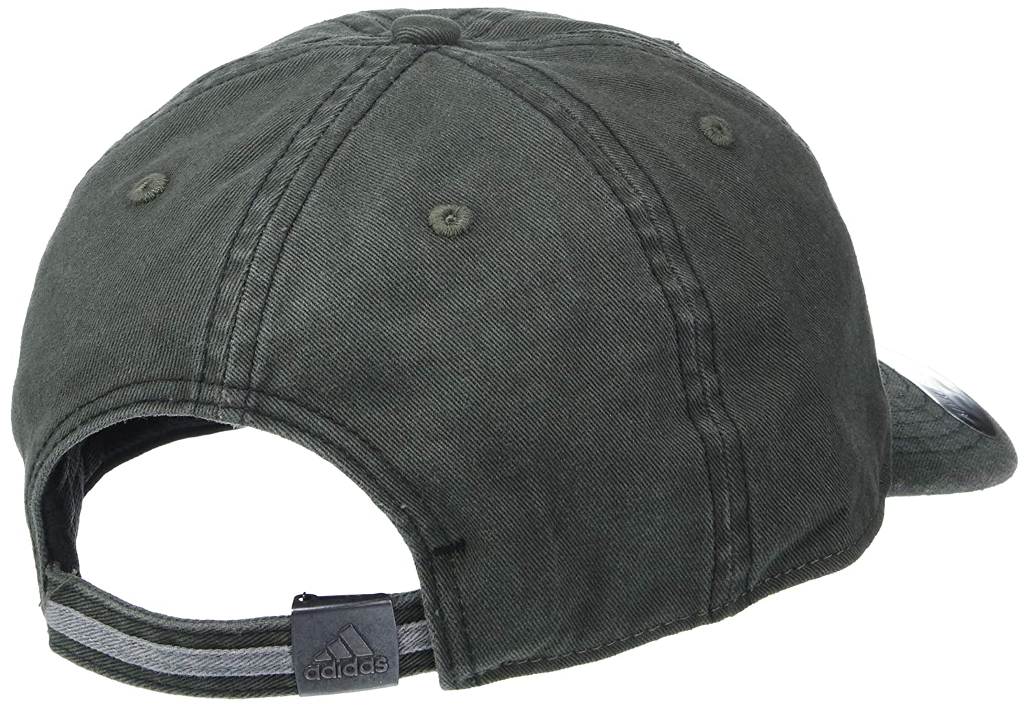 adidas Mens Ultimate Relaxed Adjustable Cap, Legend Earth Green ...