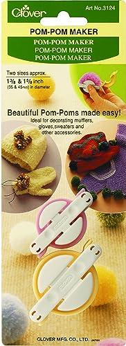 Clover Small Pom Pom Maker