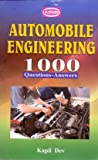 Automobile Engineering 1000 Questions-Ans.
