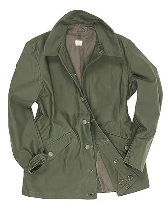 Genuine Vintage Swedish Army M59 Field Jacket: Amazon.co.uk: Clothing