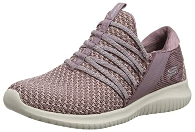 Skechers Ultra Flex-Bright Future, Zapatillas para Mujer: Amazon.es: Zapatos y complementos