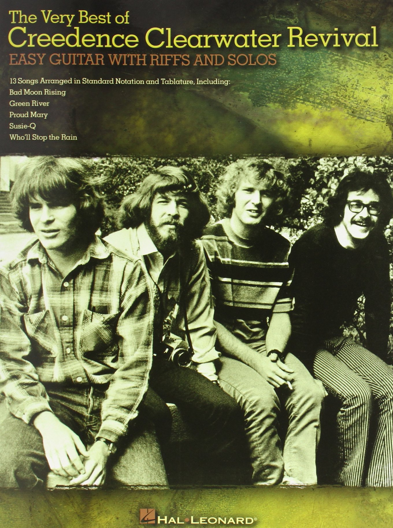 Amazon.com The Very Best of Creedence Clearwater Revival ...