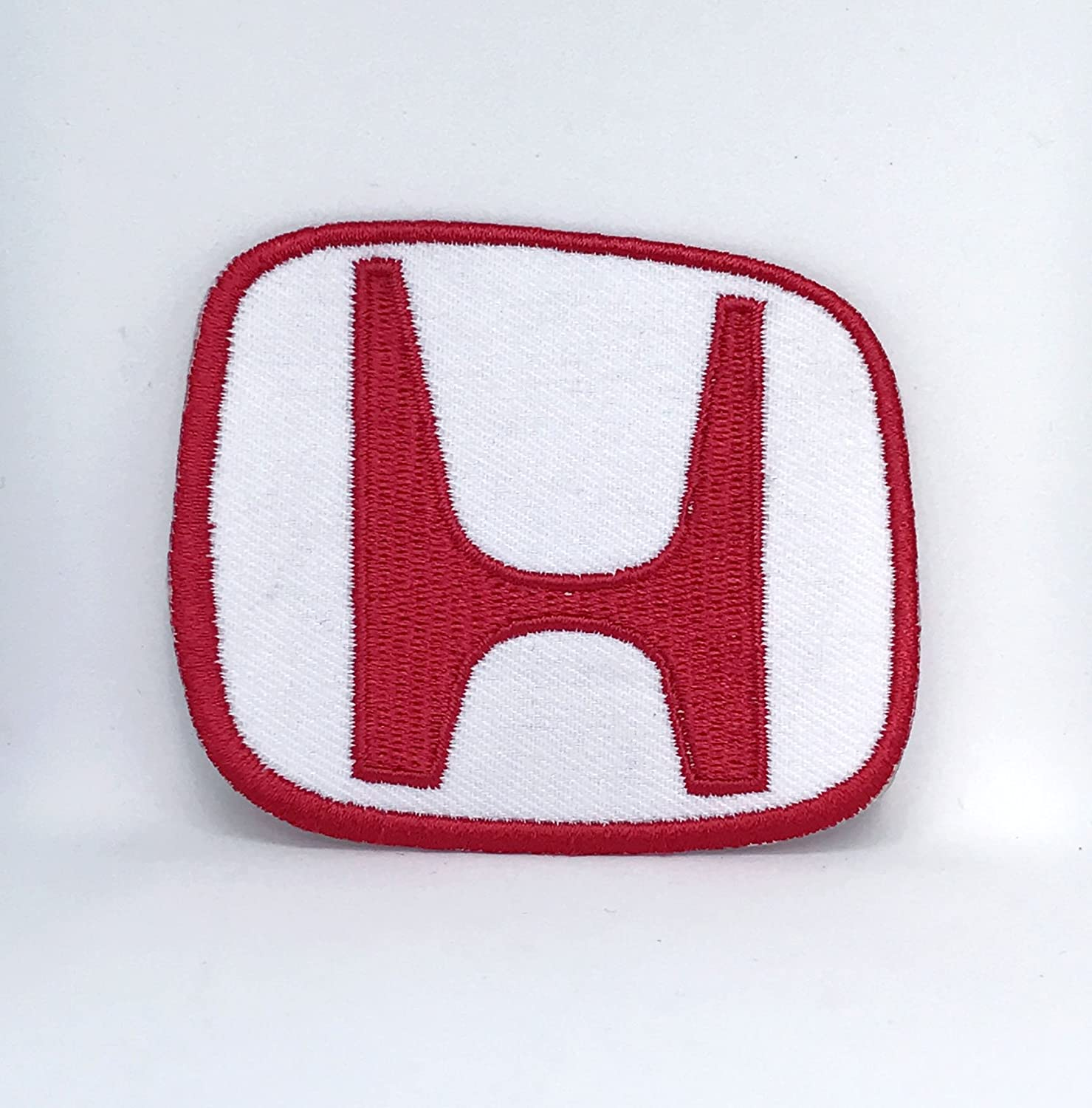 HRC HONDA  RACING   Logo Embroidery Iron,sewing,patch on Clothes