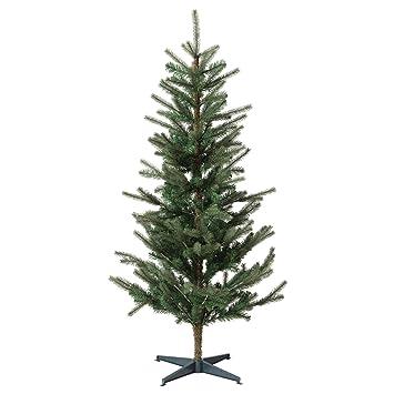 ikea fejka best artificial fake christmas tree 5 ft 9 inch realistic evergreen life like douglas fir pine perfect for family xmas 5 ft 9
