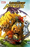 Lockjaw And The Pet Avengers GN-TPB (Lockjaw & the Pet Avengers)