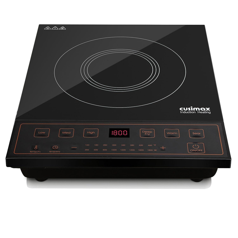 Amazon.com: cusimax easy-control 1800 W portátil 12.9 ...