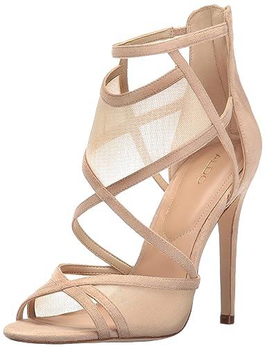 ALDOLIGORIA - High heeled sandals - bone bHJsQ