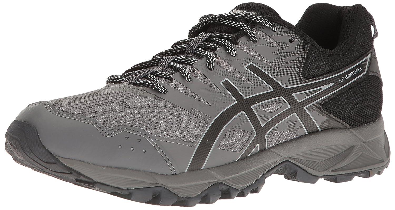 ASICS Men's Gel-Sonoma 3 Running Shoe B01GUF8EO2 9 4E US|Carbon/Black/Mid Grey
