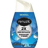 Renuzit 03659CT Adjustables Air Freshener, Super Odor Killerz, Unscented, Solid, 7 oz (Case of 12)