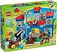 Lego DUPLO LEGOville-thème Chevalier - 10577 - Jeu De Construction - Le Château Royal