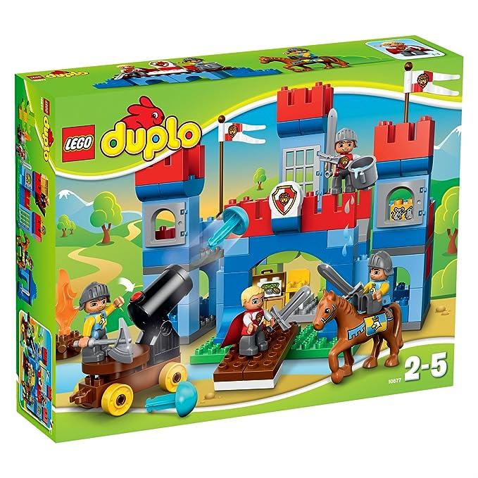 LEGO Duplo Schloss Burg - LEGO Duplo 10577 Große Schlossburg