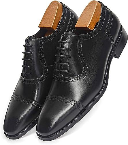 Men's Dress Shoes Oxford Formal Leather