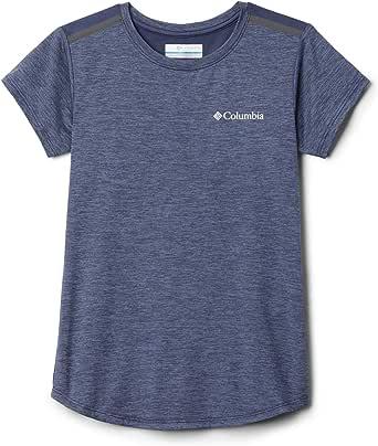Columbia Tech Trek Camiseta Térmica De Manga Corta Unisex niños