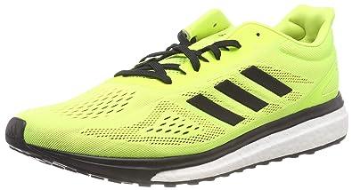 on sale 6e943 9d21a adidas Response LT M, Chaussures de Running Homme, Jaune (Amasol Negbas
