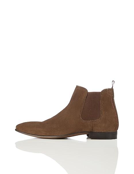 03d43721 find. Botas Chelsea Hombre: Amazon.es: Zapatos y complementos
