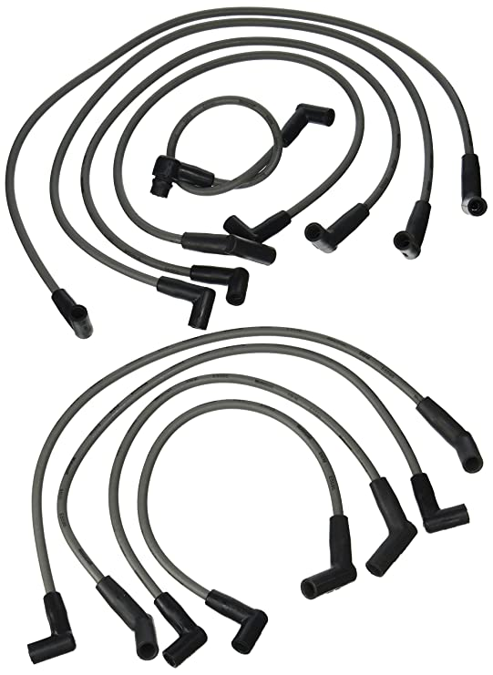Amazon Com Motorcraft Wr4038a Spark Plug Wire Set Automotive