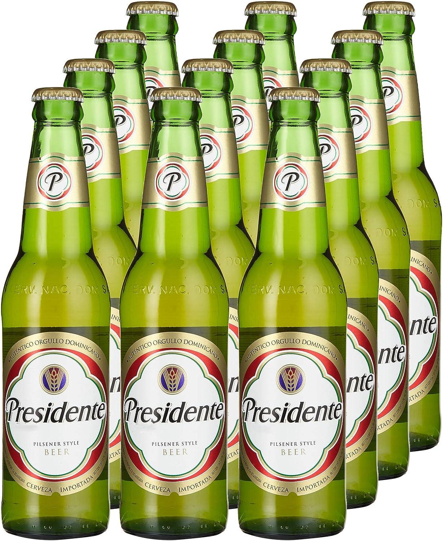 Presidente cerveza cerveza Domini Cana (12 x 0.355 L)