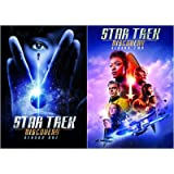 Star Trek Discovery Complete Series Seasons 1-2 DVD (First & Second) Collection Bundle