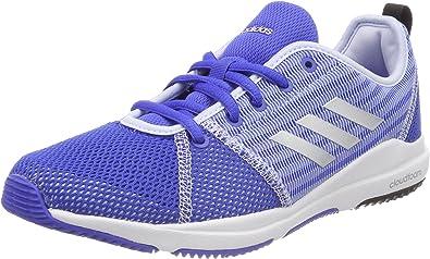 Amazon.com   adidas Women's Arianna Cloudfoam Fitness Shoes, 8.5 ...