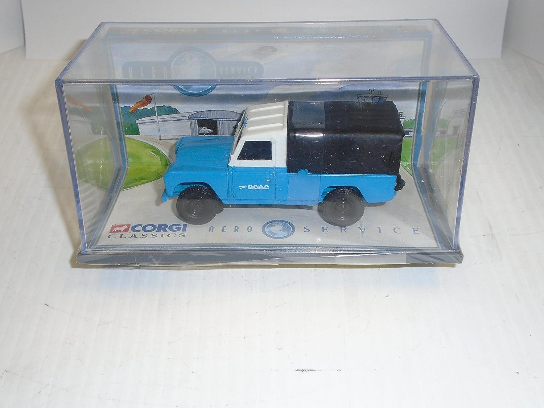 割引クーポン Corgi Classics AeroサービスBOAC Land Rover Vehicle 07408 Die Cast Vehicle Classics B01AVM6582 B01AVM6582, タイヤオンライン:0da0e617 --- a0267596.xsph.ru