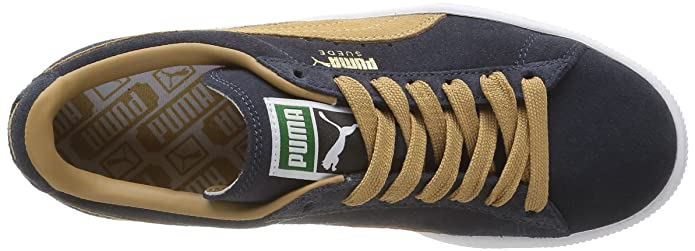 Puma350734 - Zapatillas Unisex Adulto, Azul (Bleu (New Navy/Apple Cinnamon)), 38