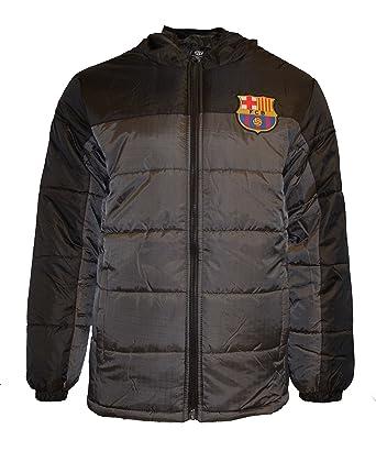 newest 601d1 55552 Fc Barcelona Jacket Light Down Padded Adults New Season