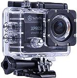 [Nouveau] TecTecTec XPRO2 Caméra Sport 4K Ultra HD Wifi - Camera étanche 16 Mp - Noire