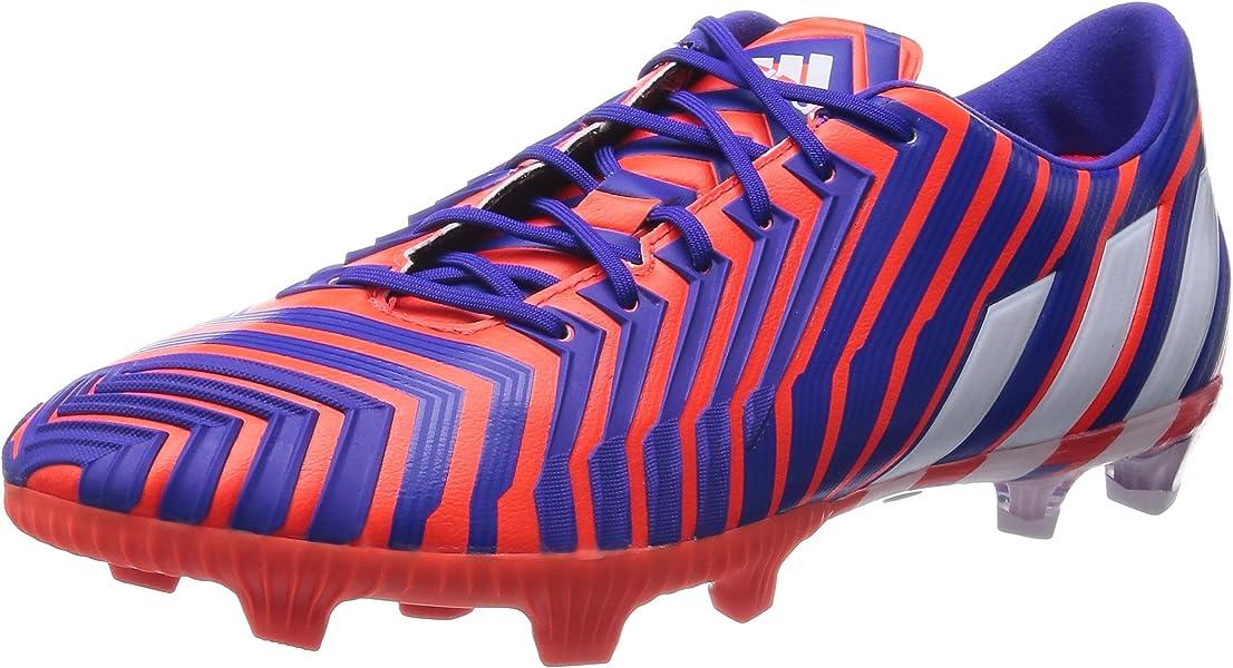 online store 3da83 1bb15 adidas Soccer Boots Predator Instinct FG Mens Cleats-Red-7