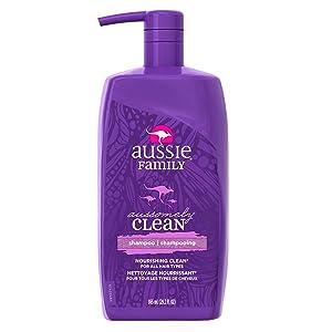 Aussie Aussomely Clean Shampoo - 29.2 fl. oz. - (Pack of 1)