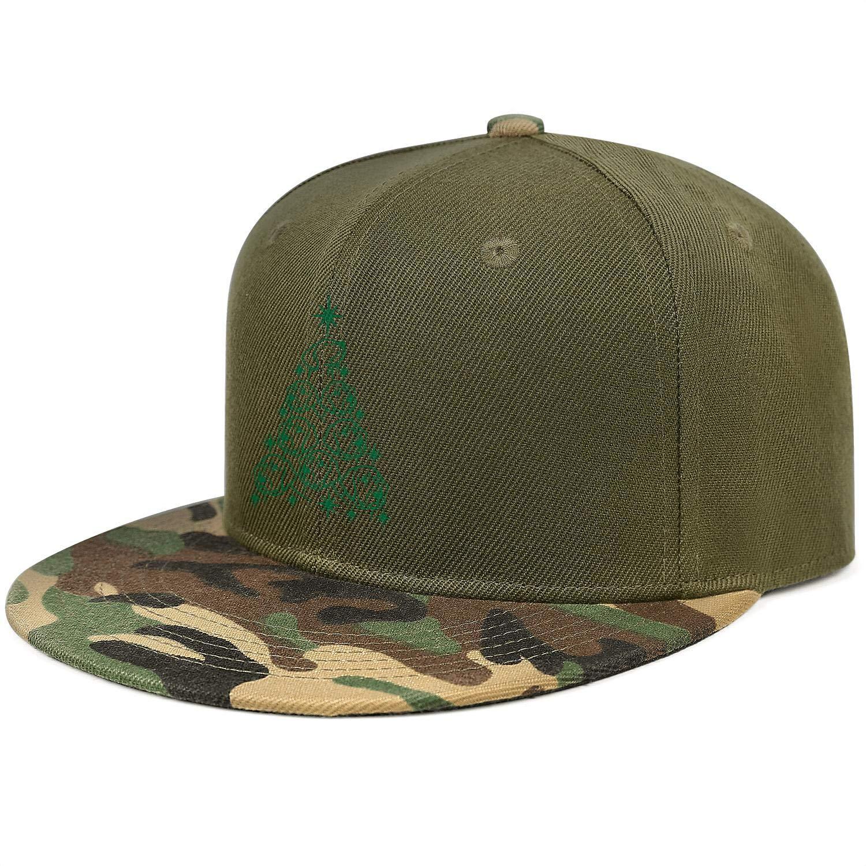Green Lab Christmas Tree Labrador Retriever Unisex Baseball Cap Ultra Thin Snapback Hats Adjustable Trucker Caps Dad-Hat