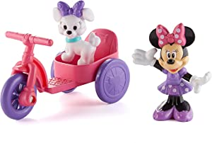 Fisher-Price Minnie Mouse Minnie and Daisy Vehicle Pack