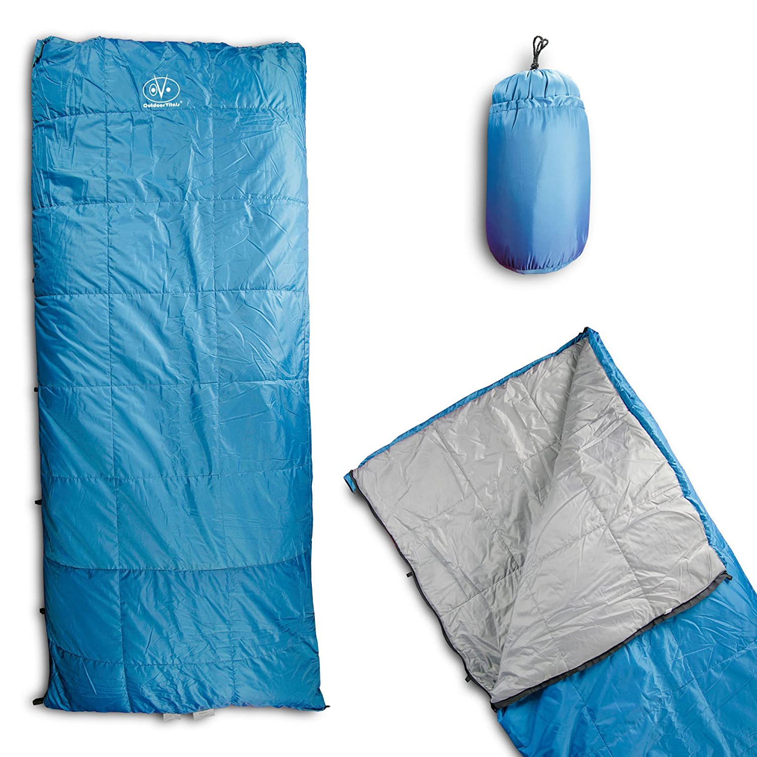 Outdoor Vitals OV-Roost 40°F UnderQuilt / Sleeping Bag